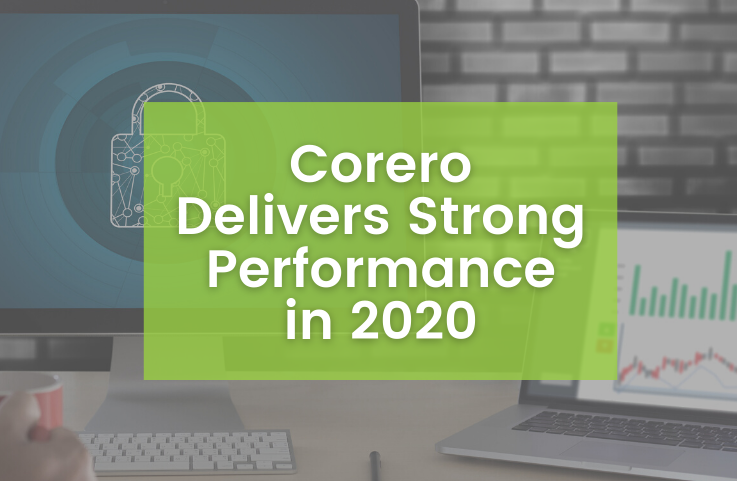 Corero Delivers Strong Performance in 2020
